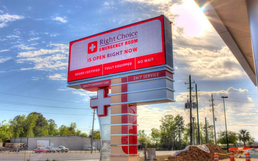 7 Ways a Sign Company Houston TX Helps You Attract Customers